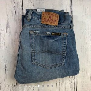 Lucky Brand low rise Jeans 10/30